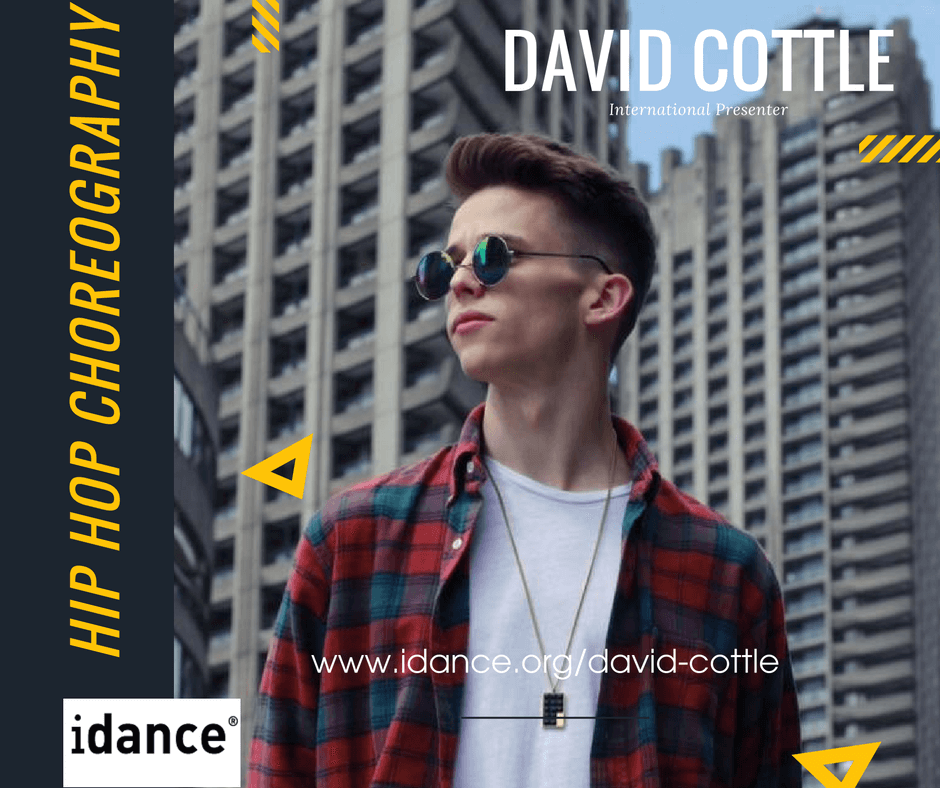 David Cottle – Hip Hop Choreography
