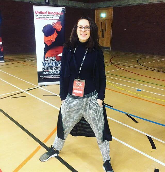And straight after first class it's going to be @mariabudolak #dancehall + #afro class. You don't want to miss that! Be ready at 11:15 ??#Idance #ukhhdch2018 #ukhiphopdancechampionship